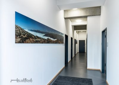 Corporate Wall Decoration - Jennifer Vahlbruch