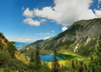 Mountain Lake, Germany - Jennifer Vahlbruch