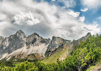 Mountains, Austria - Jennifer Vahlbruch