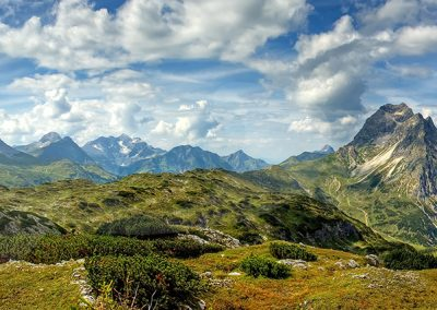 Mountains, Germany - Jennifer Vahlbruch
