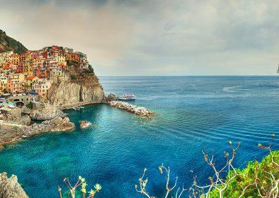 Cinque Terre, Italy - Jennifer Vahlbruch