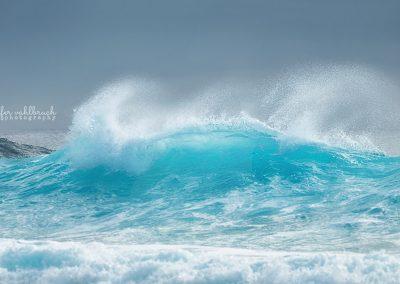 Waves, Hawaii - Jennifer Vahlbruch