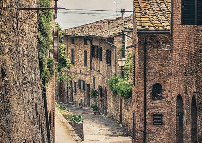 San Gimignano, Italy - Jennifer Vahlbruch