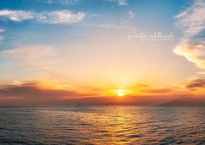 Sunset, Canary Islands - Jennifer Vahlbruch