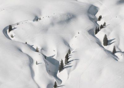 Mountain Winter, Austria - Jennifer Vahlbruch