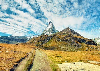 Matterhorn, Switzerland - Jennifer Vahlbruch