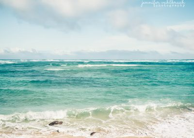 Beach, Hawaii - Jennifer Vahlbruch