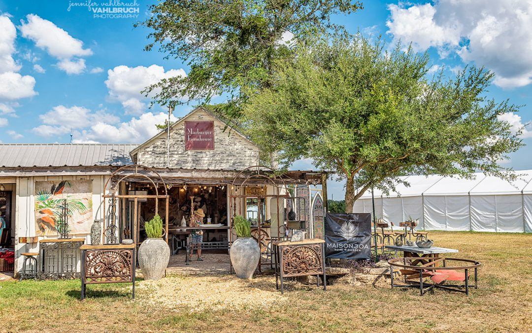 Round Top Antiques Show Fall 2019