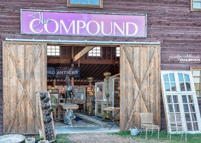 The Compound - Jennifer Vahlbruch